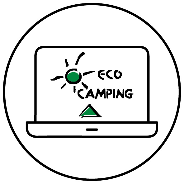 ECOCAMPING Icon - Veröffentlichung Web
