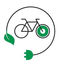 ECOCAMPING Icon - E-Fahrrad